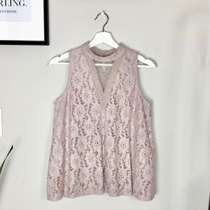 Luna Rae Lace Top